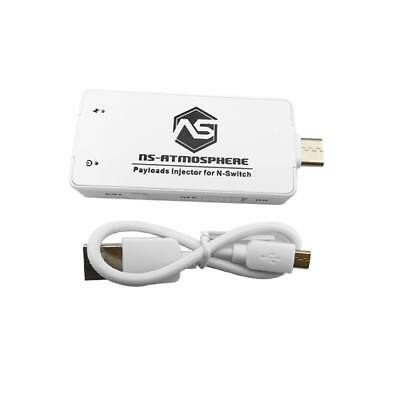 NS ATMOSPHERE FOR Nintend Switch Payloads RCM JIG Injector Portable Dongle  UK