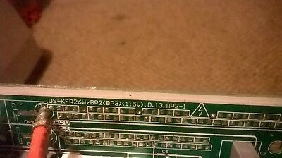 *NEW* LED PC Board B317-1150K Cleanmax Zoom 800 Vacuums Replacement