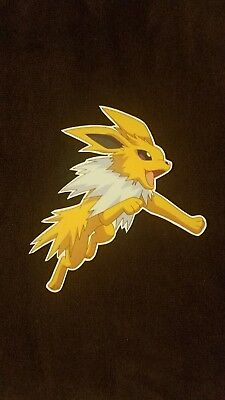 Pokemon Sticker Jolteon