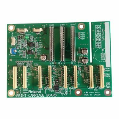 Generic Roland RS-640 / RS-540 Print Carriage Board