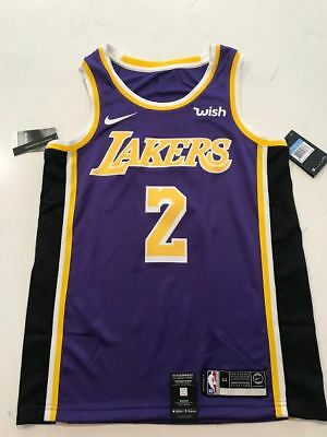 save off 7dafa f3a80 LONZO BALL AUTHENTIC Nike City Edition Jersey NWT. With/WISH ...