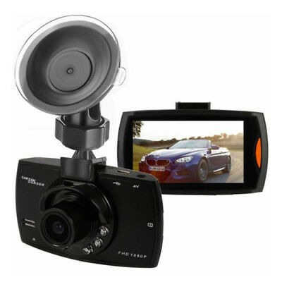 "2.4"" G30 HD 1080P Car DVR Camera Video Recorder Dash Cam Night Vision Camcorder"