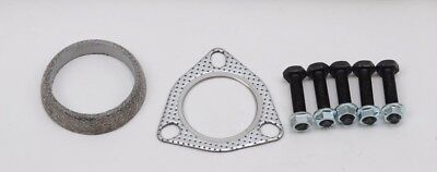 1988-2000 Civic 90-2001 INTEGRA 2.5 inch Test pipe hardware kit gasket