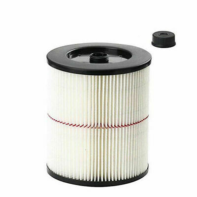 Compatible Replacement Filter for Craftsman Shop Vac/9-17816 Wet/Dry Vac Filter