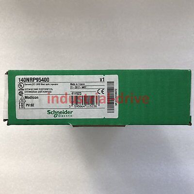 1PC New In Box Schneider 140NRP95400 1 year warranty