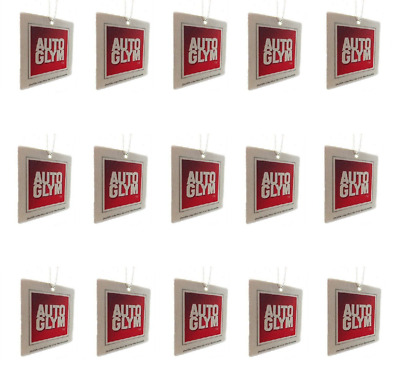 Autoglym Air Freshener Brand New Sealed X 15