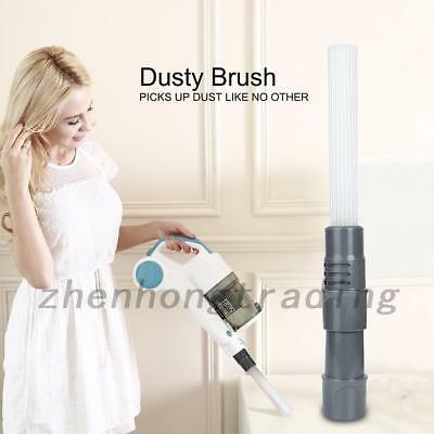 Vacuum Attachment Cleaning Tool Dust Brush Cleaner Dirt Remover Pet Hair Clean