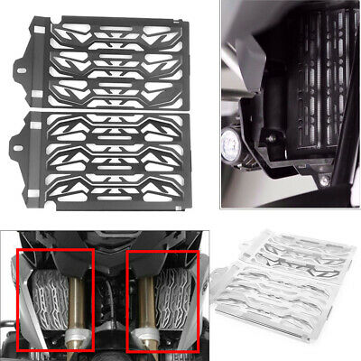 Radiator Guard Cover Case Grille Protector For BMW R1200GS Adventure 2013-2018