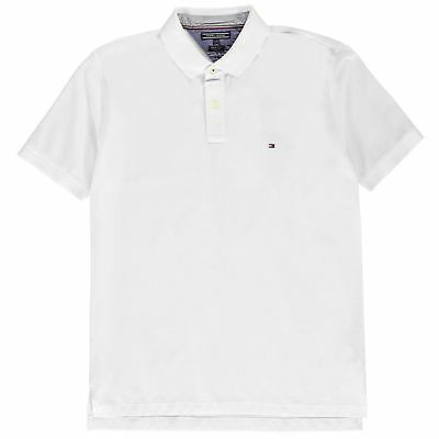 Mens Tommy Hilfiger Core Polo Shirt Classic Fit New