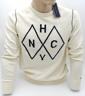 Tommy Hilfiger Hombre Jersey Suéter Casual Invernal Art. Mw0Mw03130 118