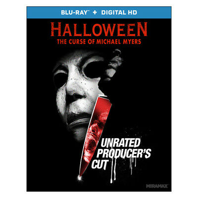 Lions Gate Home Ent Br47854 Halloween 6-Curse Of Michael Myers (Blu Ray) (Ws/...