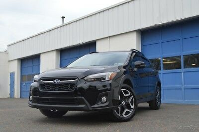 2018 Subaru Crosstrek 2.0i Limited Moonroof Navigation Heated Leather Seats Active Cruise Hi Beam Assist Rear Cam +