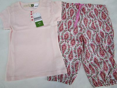 Girls Young Hearts pj set  by Collette Dinnigan pyjamas Size 7,8, 10 & 14