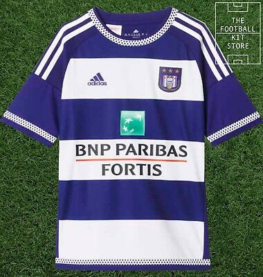 Anderlecht Home Shirt - Official adidas Boys Football Jersey - Cyber Monday