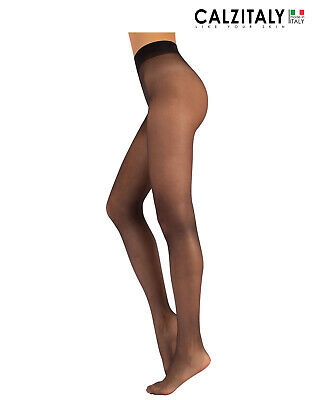 e998caf24 WOMENS 15 DENIER Sheer Tights or 20 Den Ladder Resist Hosiery Barely ...
