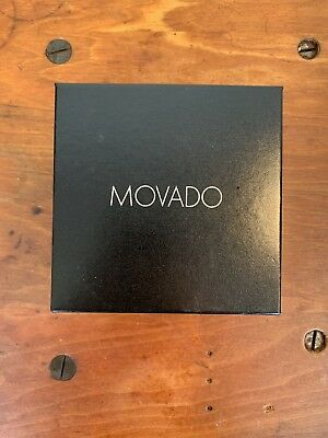 100% Authentic Movado Brand New Watch Gift Box