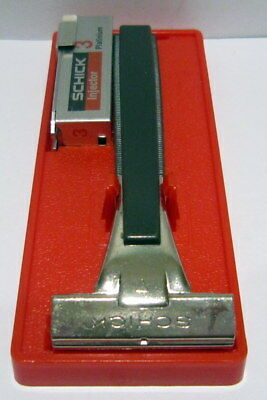 Vintage Beutiful Schick Injector  Safety Razor  # 974