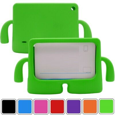 Kids Soft Shockproof Handle Stand Case For Amazon Kindle Fire HD 8 2018 8th Gen