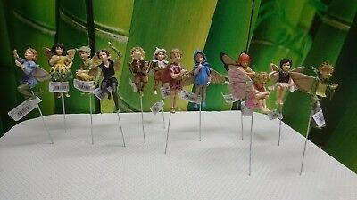 Flower Fairies - Elfen- 12 Figuren Neu
