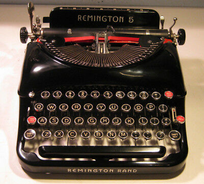 Portable Typewriter Repair/Restoration Service