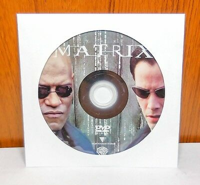 The Matrix - Disc Only (DVD)