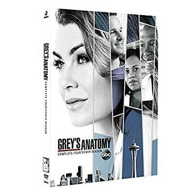 Grey's Anatomy Season 14, DVD Set