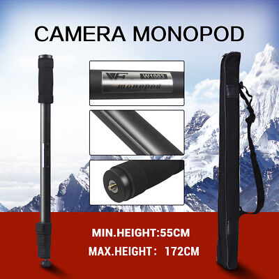 Extendable Portable MONOPOD Tripod Unipod Holder for Digital Camera DSLR Video