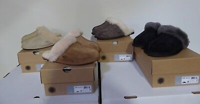 104c14587 NEW- WOMEN S UGG Scuffette Ii Slippers Asst Size   Colors Style 5661 ...