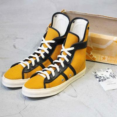 Converse x Phil Esposito 1970's Special Sneakers Size 9 /5 Gold Vintage