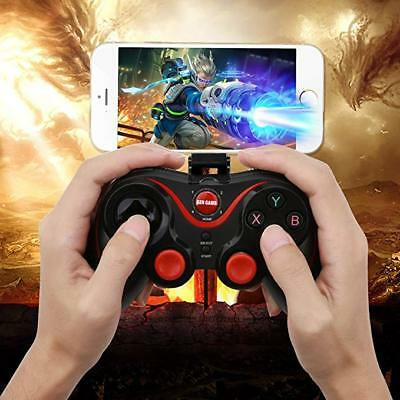 Phone Wireless Bluetooth GamePad Controller For iPhone IOS Android TV Box Tablet
