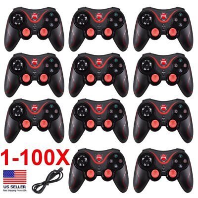 Bluetooth Wireless Game Controller Gamepad For Android Phone TV Box Tablet LOT