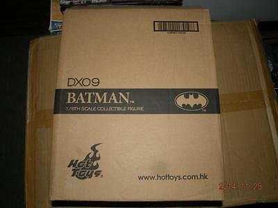 Hottoys 1/6 Figure Batman 1989 Michael Keaton Dx09 Hot Toys Sideshow