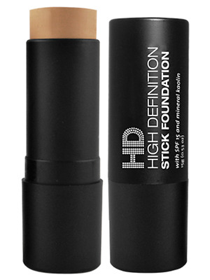2 x FACE OF AUSTRALIA - High Definition Stick Foundation + SPF15 - TAN