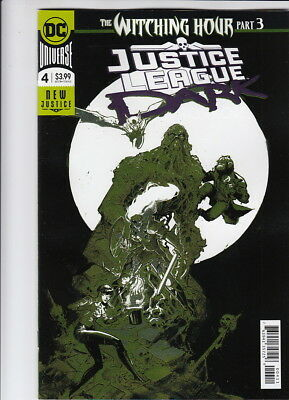 Justice League Dark (2018 Dc) #4 Foil (Witching Hour) Nm