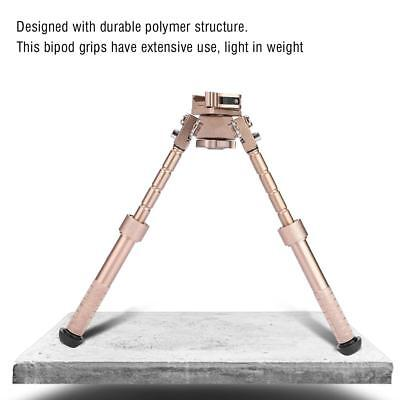 V8 Atlas Bipod 360degree Adjustable Legs Precision Bipod For Hunt With Wrench