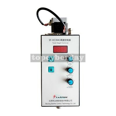 Auto Arc Cap Torch Height Controller 24V SF-HC30A3 for Plasma Flame Cutter THC