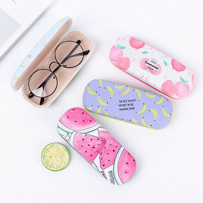 Cute Eyewear Box Candy Color Portable Sunglasses Hard Protector Eye Case