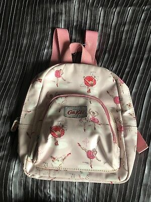 BNWOT CATH KIDSTON Kids Backpack rucksack Alice In Wonderland Disney ... a9aac26863dad