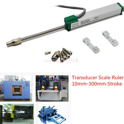 Injection Molding Machine Linear Displacement Position Sensor,Linear Scale KTR