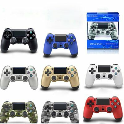 8 Colors Joystick Gamepad Wireless Controller For PS4 PlayStation4 Dualshock 4