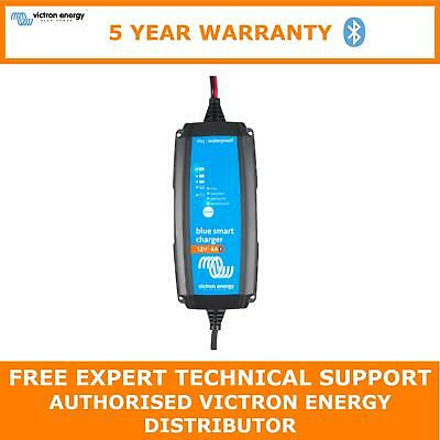 Victron Energy Blue Smart IP65s Battery Charger 12/4(1) 230V- BPC120433024R