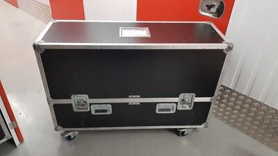 Flight Cases - Large Flat