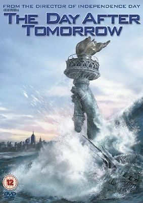 The Day After Tomorrow - Dennis Quaid - Jake Gyllenhaal DVD R2 124/2