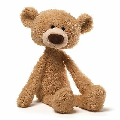 "GUND Toothpick Teddy Bear Stuffed Animal Plush, Beige, 15"" High-Quality"
