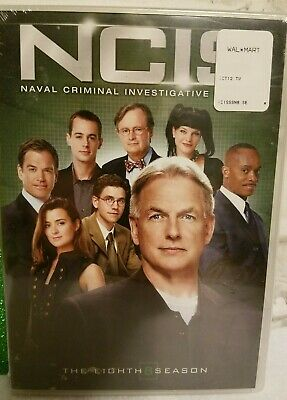 NCIS: The Seventh Season (DVD, 2010, 6-Disc Set) new in package