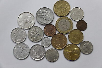 World Coins & Tokens Useful Lot A98 Ww10