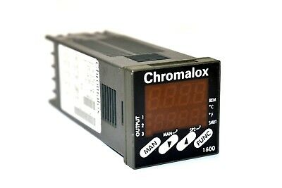 Chromalox 1600 Digital Temperature Control 1604-11130