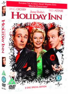 Irving Bacon, Louise Beavers-Holiday Inn DVD NEW