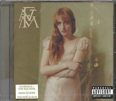 Florence + The Machine / High As Hope * New Cd 2018 * Neu *