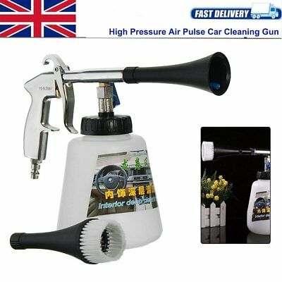 High Pressure Air Pulse Car Care Cleaning Gun Surface Interior Exterior Cleaner
